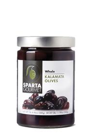 Oliwki z pestką Sparta Gourmet Kalamata 580g