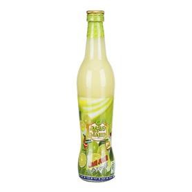Sok z limonki, kwaśnej cytryny, 100% sok